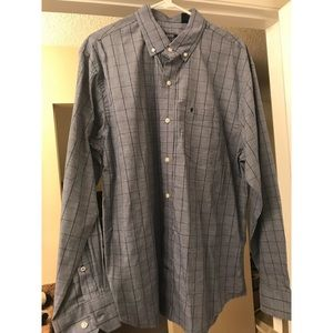 Men's large IZOD dress shirt